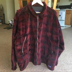 Vintage Patagonia Plaid Jacket XL